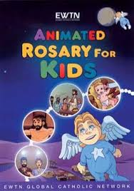rosary for kids animated rosary for kids dvd ignatius press