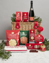 christmas hampers luxury xmas food u0026 gift baskets m u0026s