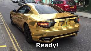 gold maserati granturismo the rbkc supercars u0026 luxury cars maserati gran turismo in gold