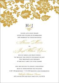 wedding invitations utah lds wedding invitation wording theruntime