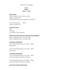 graduate school resume template graduate school resumes