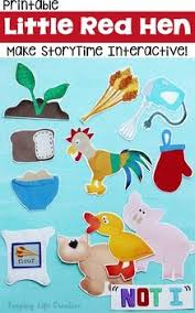 soup felt board story activity set soup activities