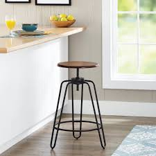 rustic kitchen kitchen island with bar stools rustic kitchen