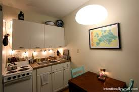Task Lighting Kitchen Hyggelig Intentionally Small