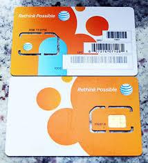 ready prepaid card at t prepaid postpaid 4g lte go phone sim card ready activate