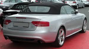 2010 audi a5 cabriolet file audi a5 cabriolet 2 0 tfsi rear 20100328 jpg wikimedia commons