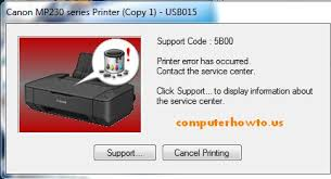 cara reset printer canon mp258 error e13 how to fix canon printer mp237 error code 5b00 7x blink computer