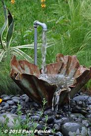 Fountains For Backyard by Top 25 Best Backyard Ponds Ideas On Pinterest Pond Fountains