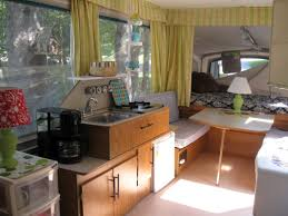 camper remodel appealing image result for pop up trailer interior