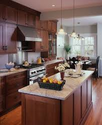 mission oak kitchen cabinets quarter sawn oak kitchen color concept beautiful maybe a bit dark