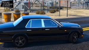 bentley arnage t bentley arnage t 1 0 grand theft auto v vi future youtube