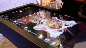 Anatomage Table Anatomage Demo Of Virtual Autopsy Table Youtube