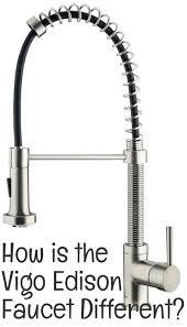 Vigo Faucet Quality 1 Big Reason To Buy The Vigo Edison Faucet