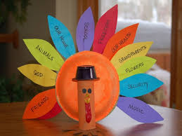 5 thanksgiving crafts for care community