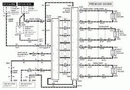 89 ford ranger radio wiring diagram ford schematics and wiring