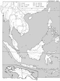 Asia Physical Map Quiz by South East Asia Physical Map Quiz Throughout Of Roundtripticket Me