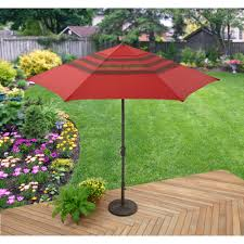 Aluminum Patio Umbrella by Yescom 8ft Aluminum Outdoor Patio Umbrella W Crank Tilt Deck
