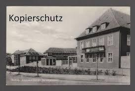 Bergmannsheil Bochum Haus 3 Alte Postkarte Bochum Krankenanstalten Bergmannsheil Krankenhaus