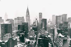 new york city snow nycphoto