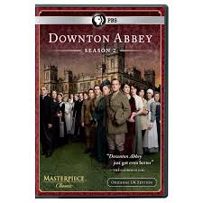 amazon com masterpiece classic downton abbey season 2 original