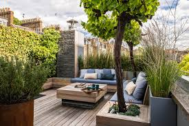 Rooftop Garden Design Garden U0026 Landscape Design London By Adolfo Harrison Gardens Home