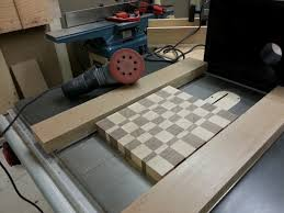 simple router planing jig woodworking talk woodworkers forum