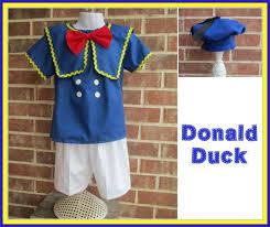 Donald Duck Halloween Costume Toddler 25 Donald Duck Costume Ideas Donald Duck