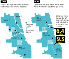 chicago map bad areas chicago s criminals are getting away with murder chicago
