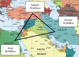 Middle Eastern Map The Gateway To The Middle East And The Exchange Of Roles Fadi