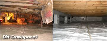 dirt crawl space u003d many problems
