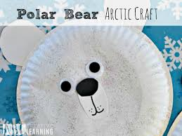 arctic animal crafts for kids u2014 crafthubs