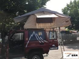 tenda tetto auto accessori universali tenda da tetto by la biella adventure