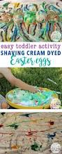 Decorating Easter Eggs Toddlers by The 109 Best Images About Toddler Spring On Pinterest