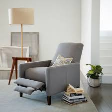 Living Room Recliner Chairs Sedgwick Recliner West Elm