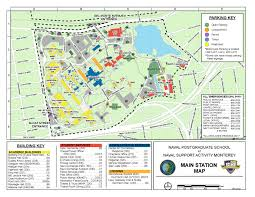 Mesa College Map New Students Naval Postgraduate