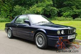 bmw e30 325i convertible for sale 1991 j bmw e30 325i motorsport convertible