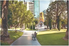 halprin u0027s reimagining of urban parks on display throughout l a