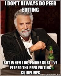 Edit Photo Meme - mr varnell 2015 college essay peer editing genius