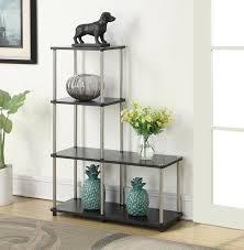 Modern Bookshelf by Amazon Com Convenience Concepts Multi