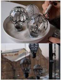 25 unique light bulb crafts ideas on light bulb diy