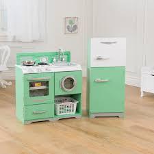 Kidkraft Urban Espresso Kitchen - kidkraft homestyle kitchen set u0026 reviews wayfair