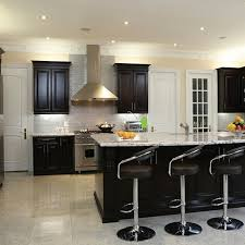 What To Look For When Buying Kitchen Cabinets Kitchen Awesome Kitchen With Amusing Counter Closed Cool Barstools