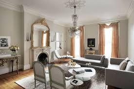 benjamin moore berkshire beige living room eclectic with wood