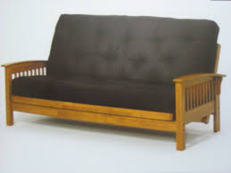 King Size Futon Frame Inspirations Futon Mattress For Comfortable Upper Your Furniture