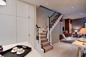 Kitchen Design With Basement Stairs Kitchen Stairs To Basement Kitchen Modern With Caesar Stone