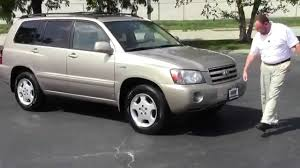 used lexus for sale omaha ne used 2004 toyota highlander limited 4wd for sale at honda cars of