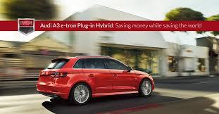 Audi Q5 Hybrid Used - audi a3 e tron plug in hybrid saving money while saving the world