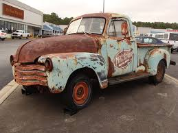 rusty pickup truck rusty old pickup truck bremen ga shopping center in br flickr