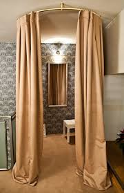 Curtain Rod Store Mare Store Interior Love The Curtain Idea For Dressing Room