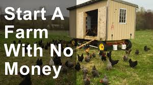 family farm and garden many la how to start a farm with no money youtube